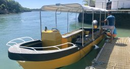 23 Side Console Diveboats