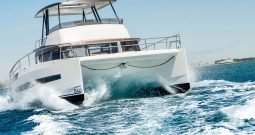 Power Catamaran 4.3 M.Y.